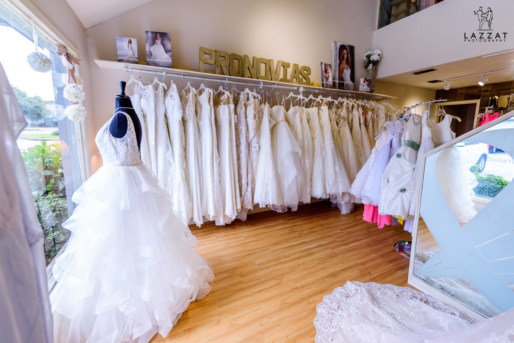 Inside the Bridal Loft 2