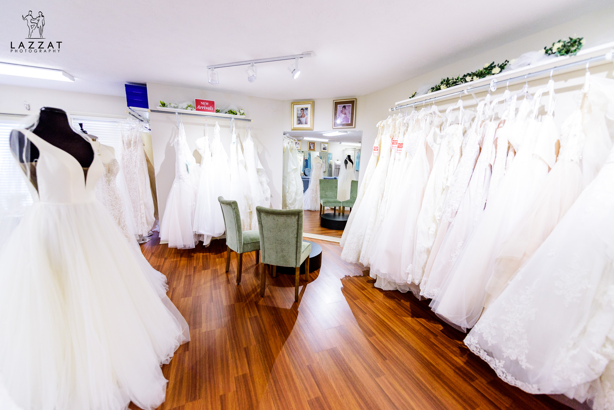 Inside the Bridal Loft 5