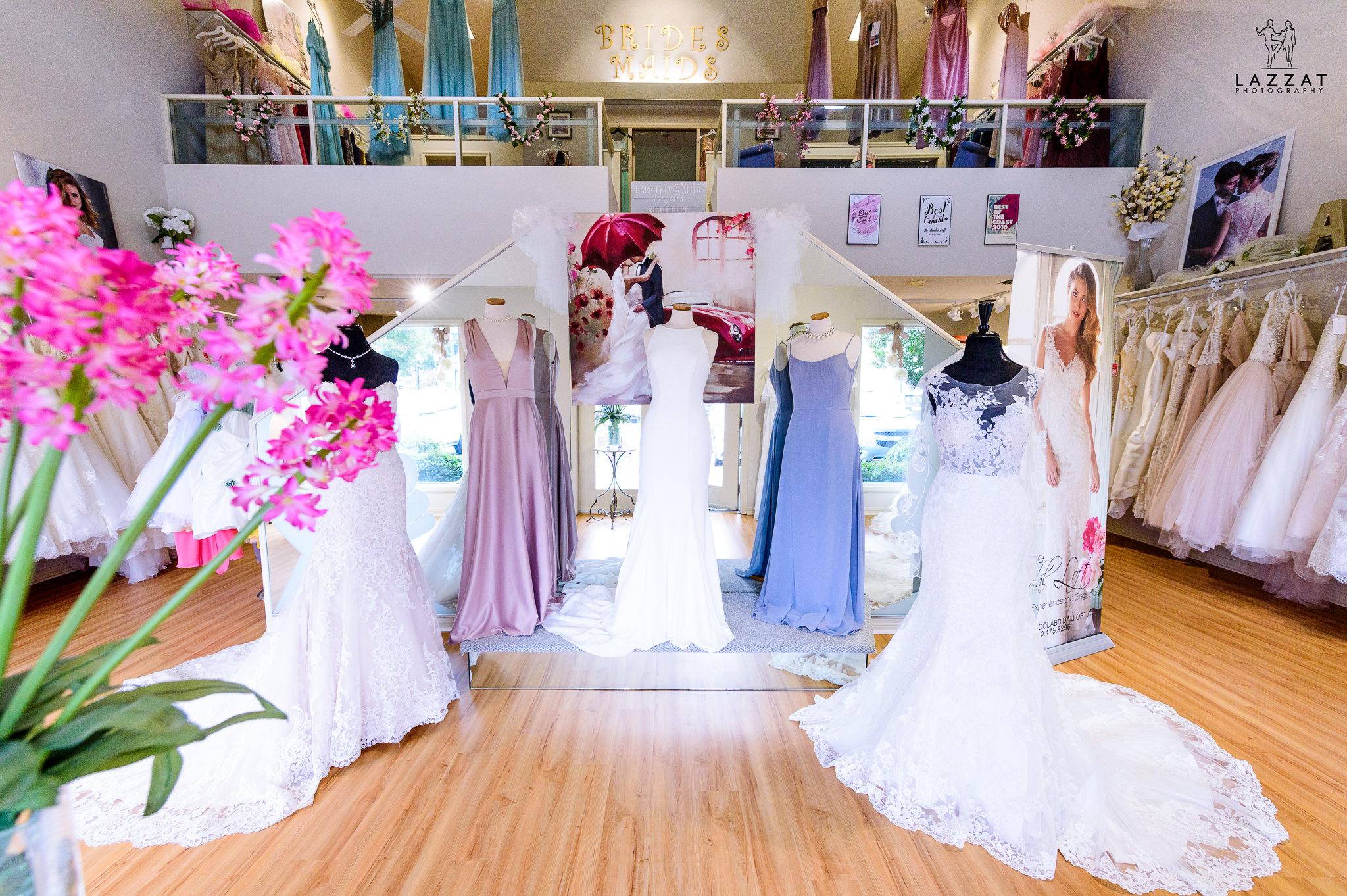 Inside the Bridal Loft 3