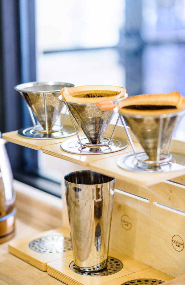 Blue Jay's Bakery coffee
