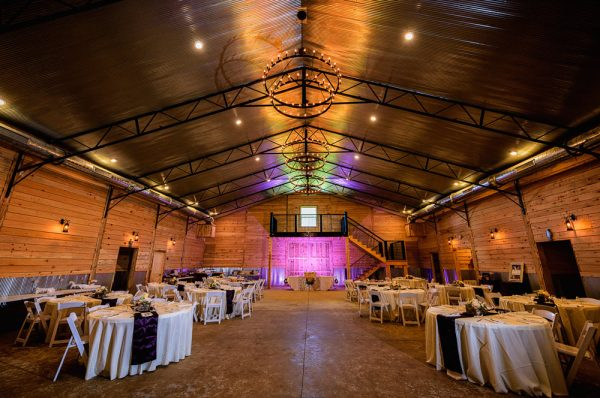 Michelle and Brents full reception venue, Rustic Barn Wedding, Pensacola wedding photographer, Lazzat Photography