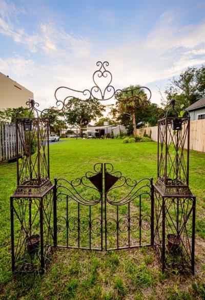 Powell Entertainment entrance gate, Lazzat Photography