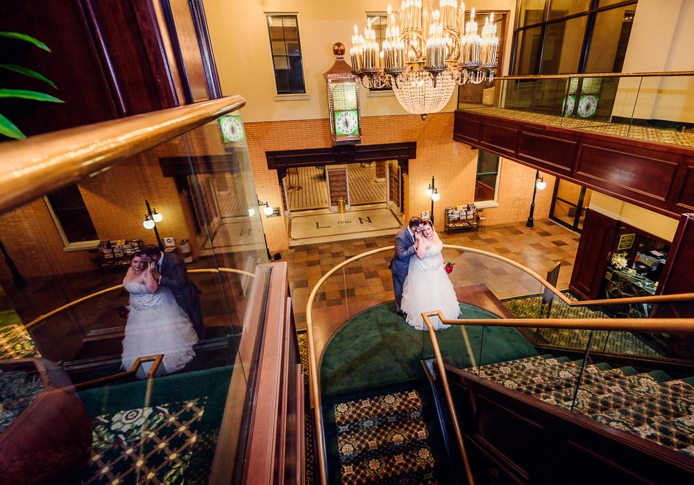 Downtown Pensacola Grand Hotel Wedding Megan Daniel