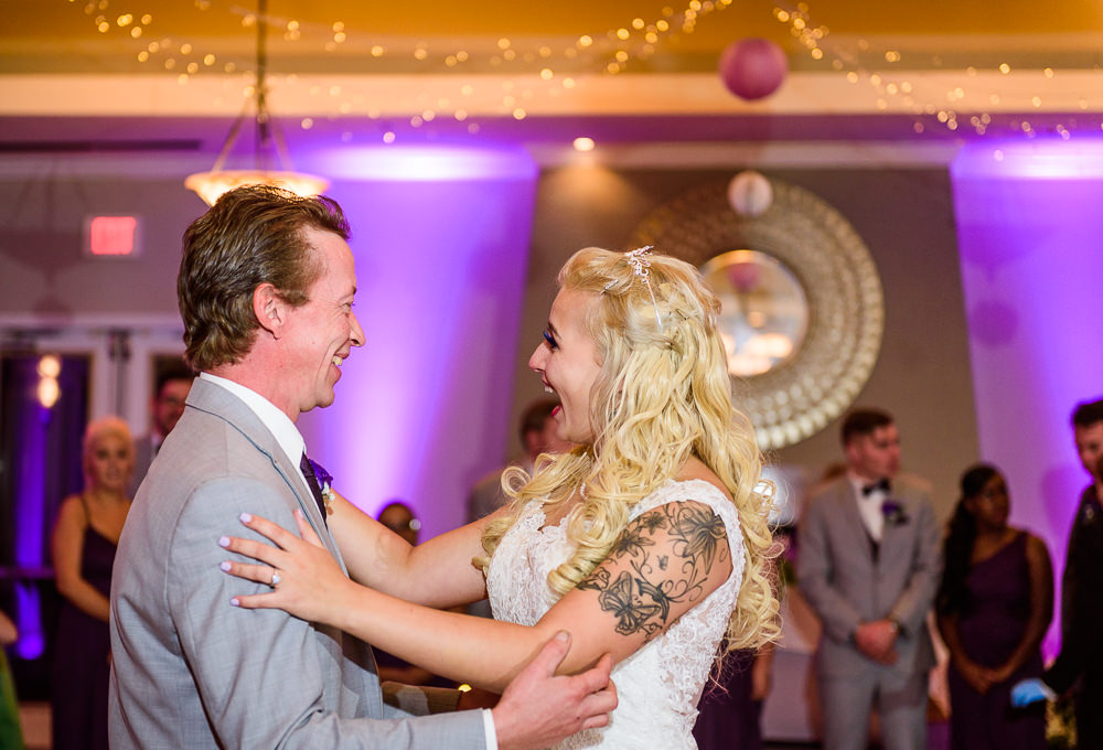 Bride dancing with her dad, Star Wars Wedding in Scenic Hills Country Club, Lazzat Photography