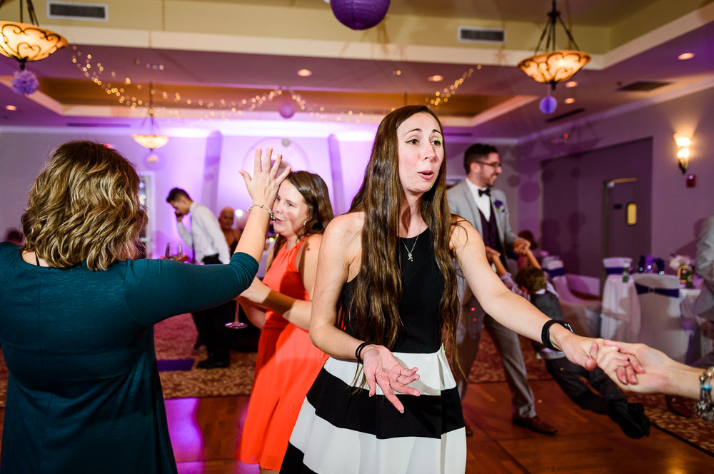 Guests dancing, Star Wars Wedding in Scenic Hills Country Club, Lazzat Photography