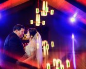 best wedding photographer Pensacola Orlando | creative imagery by Lazzat Photography | couple in church