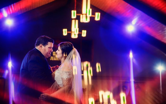 best wedding photographer Pensacola Orlando   creative imagery by Lazzat Photography   couple in church