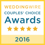 2016 Couples Choice Award Winning Orlando Pensacola Wedding Photographer