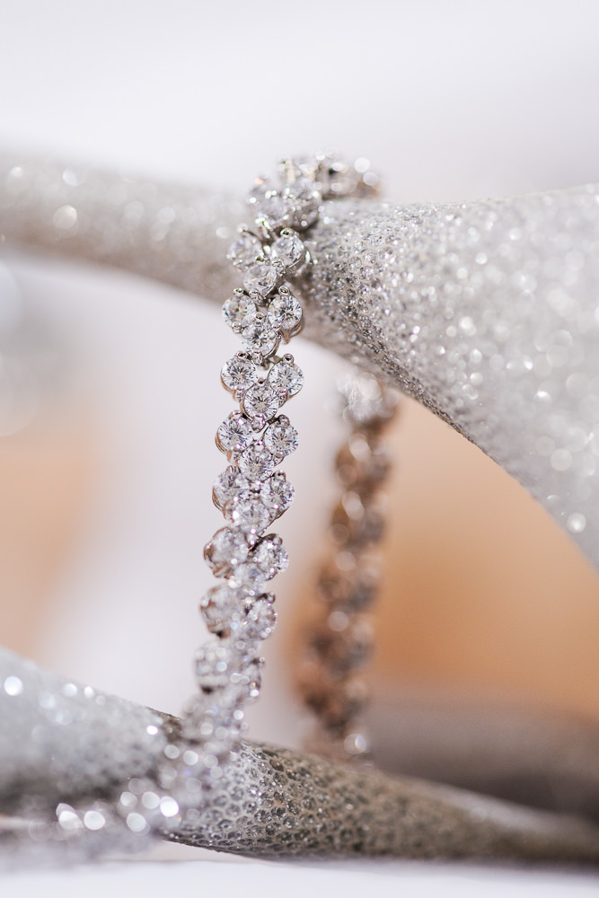 Close up of Carla's jewelry, Romantic Red Rose Wedding, Lazzat Photography