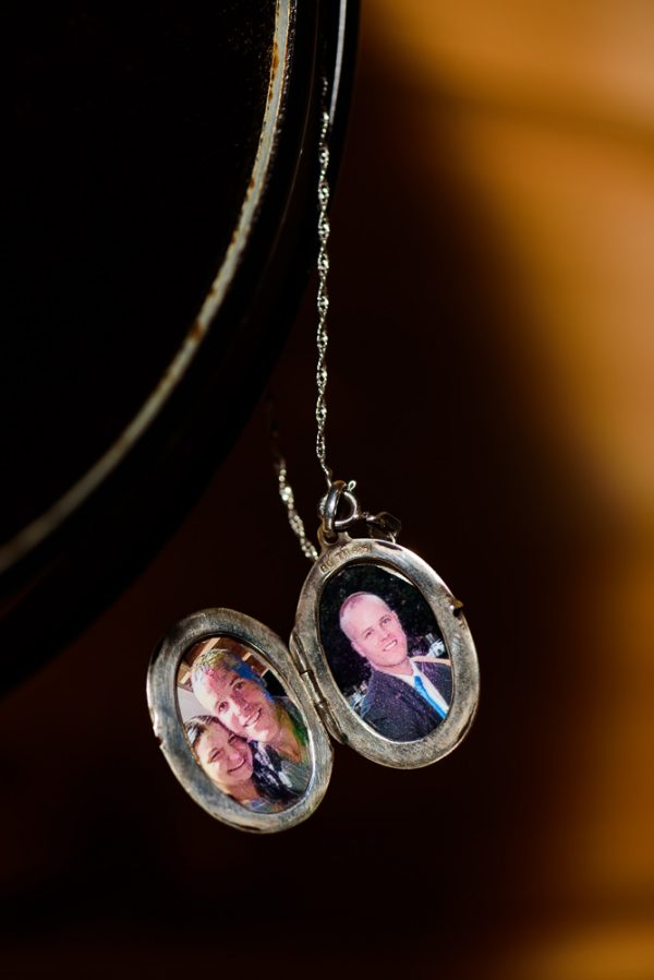 The locket that Groom gave to Bride, Coldwater Gardens, Rustic Fairy Tale Wedding, Lazzat Photography