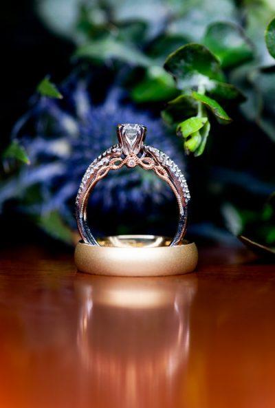 Bride and Groom's rings, Romantic Catholic Wedding, Pensacola Florida Wedding Photographer, Lazzat Photography