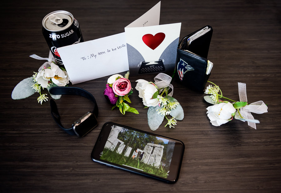 Groom's details, Holiday Inn Express Pensacola Downtown, Pensacola Summer Wedding, Lazzat Photography