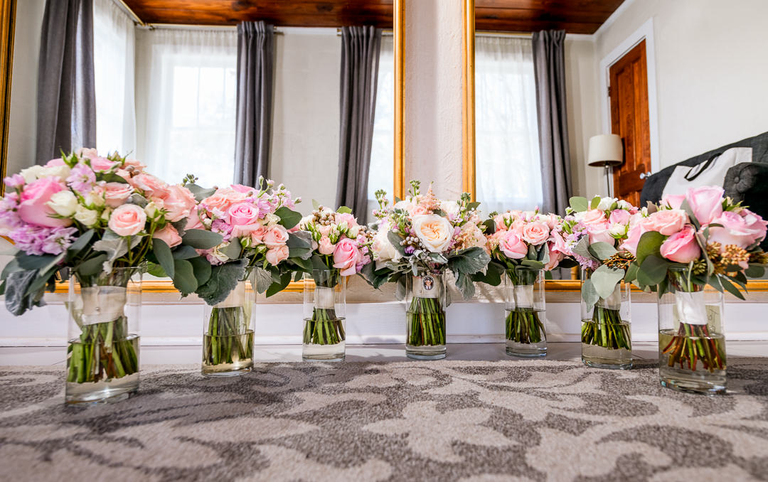 Wedding bouquets at the Destin Bay House Wedding, Destin Florida, Lazzat Photography, Florida wedding photographer, Orlando wedding photographer
